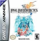 Final Fantasy Tactics Advance (Nintendo Game Boy Advance, 2003)