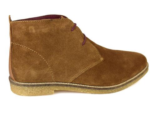 Crepe P gratuito p Street Tan Uk Suede 7 Barnaby Boots Sole 12 Desert Silver q17wICRx
