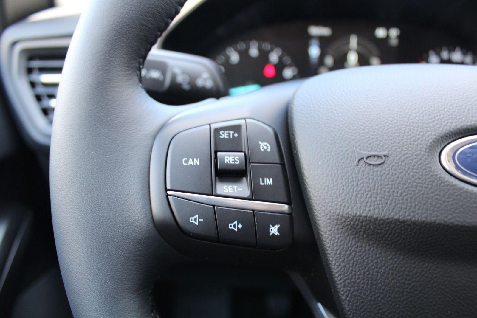 Ford Focus 1,0 EcoBoost mHEV Titanium stc. - billede 9
