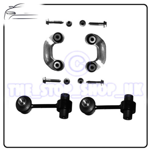 Audi A4 Seat Exeo Front /& Rear Anti Roll Bar Drop Link Rods Bars