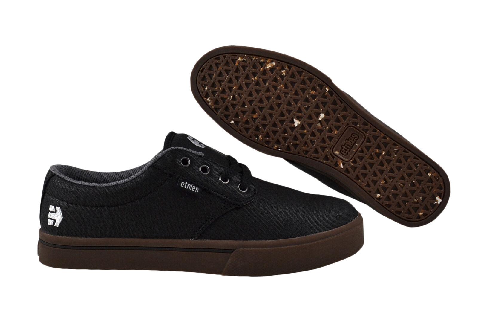 Etnies Jameson 2 ECO black/gum/white Skater Sneaker/Schuhe schwarz