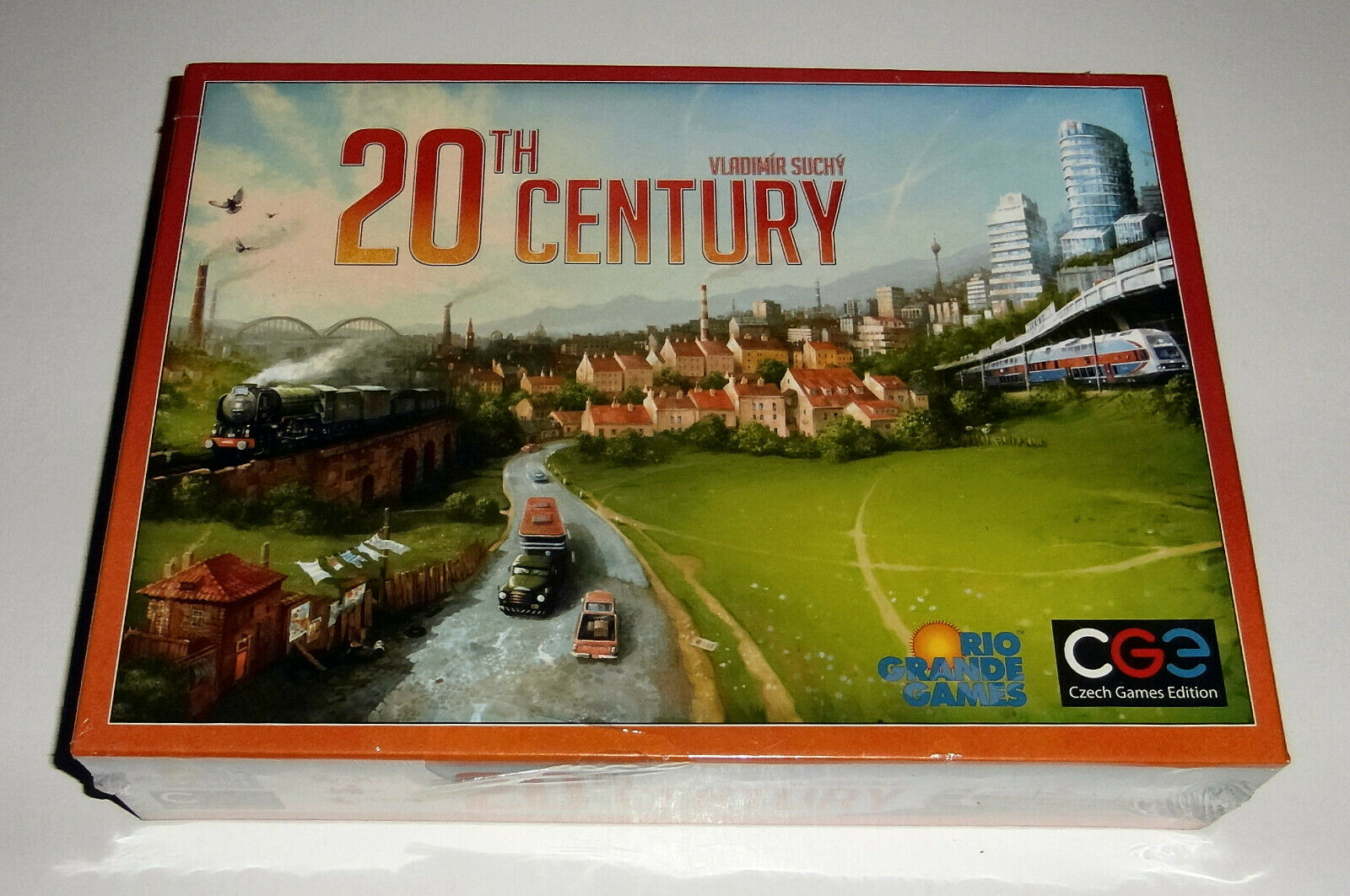 20th Century-Rio Grande Juegos Juegos Checa Edición - 2010