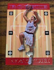 1998-99-Upper-Deck-Rookie-Watch-327-Bryce-Drew-RC-Rockets
