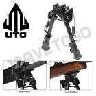 UTG Tactical Rifle Aluminum Bipod Rubber Feet 6.1