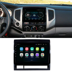 9 Inch Android 8.1 Car Stereo Radio WiFi DAB For TOYOTA TACOMA//HILUX 2005-2013