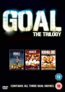 Goal/ Goal II - Living The Sogno / Goal III - Taking On The World DVD Nuovo DVD