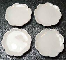 item 2 Set of 4 Dollhouse Miniature Ceramic Plates * 1.3-inch Doll Mini Food Dish Plate -Set of 4 Dollhouse Miniature Ceramic Plates * 1.3-inch Doll Mini ... & Set of 4 Dollhouse Miniature White Ceramic Plates Doll Mini Food ...