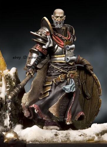 1//32 Scale 54mm Unpainted Ancient Warrior Garage Kit Resin Figure Model Statue
