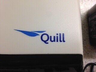 Quill Bord regnemaskine