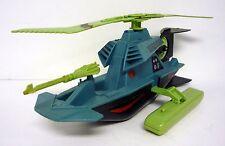 "GI JOE DREADNOK SWAMPFIRE Vintage 8"" Action Figure Vehicle COMPLETE 1986"