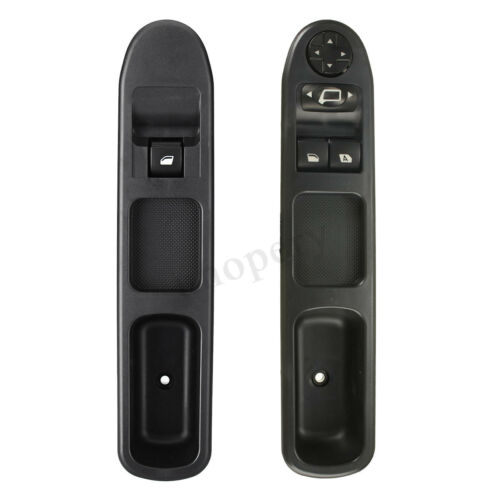 2x Right Left Driver Passenger Side Window Control Switch For Peugeot 207