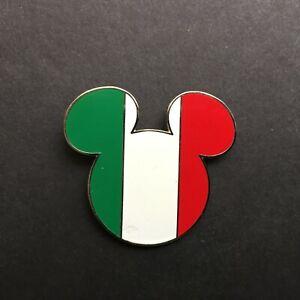 Epcot-World-Showcase-Mickey-Mouse-Head-amp-Ears-Italy-Disney-Pin-956