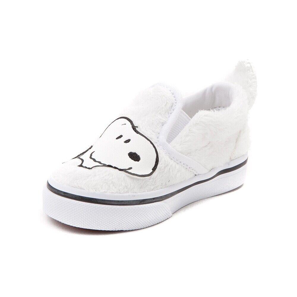 Vans Classic Slip On (Peanuts) Snoopy