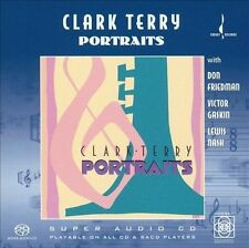 NEW - Portraits by TERRY,CLARK
