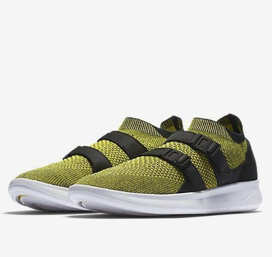 Comfortable and good-looking Nike Men's Air Sockracer Flyknit Running Shoes 898022 700 NEW