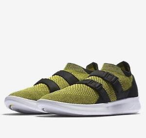 5b7304b4e1ec Nike Men s Air Sockracer Flyknit Running Shoes 898022 700 NEW
