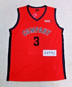 the latest 64d82 0b452 Details about Allen Iverson BIG3 3's Company 76ers Home shirt jersey and  shorts Sz S-2XL