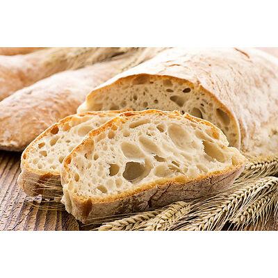2,5 Kg Ciabatta Brot Brötchen Backmischung 2500g