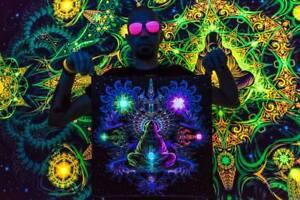 Yoga-Deco-Meditation-Tapestry-Art-Spiritual-Painting-Wall-Hanging-Goatrance-Yoga