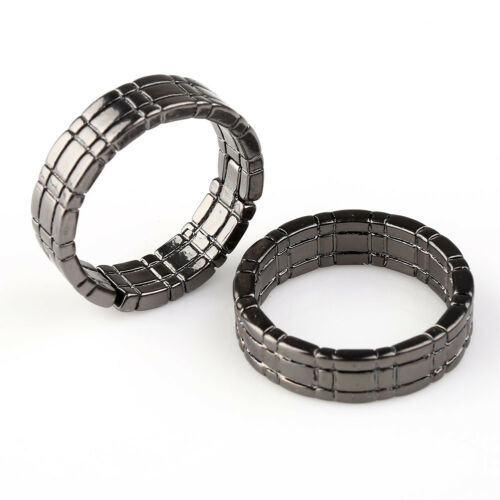 Black Magic Trick Himber Ring Close Up Linking Finger Ring