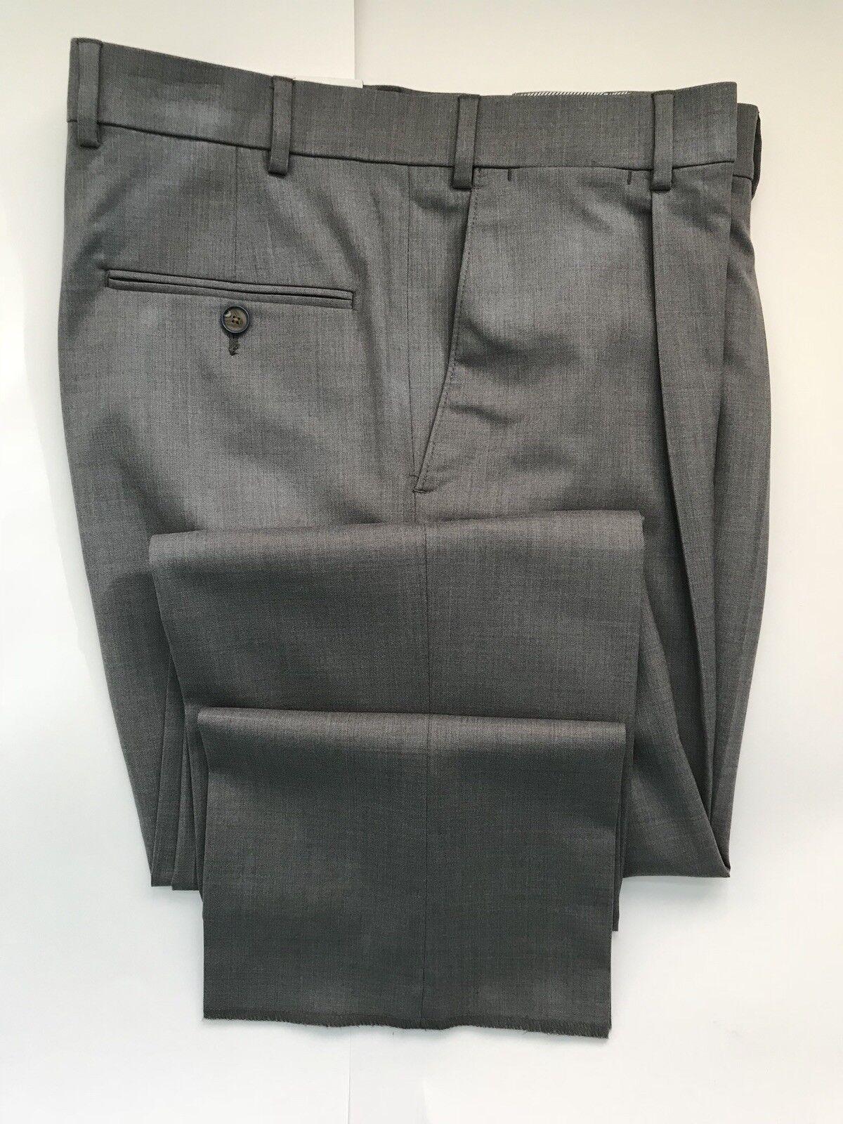 Hart Schaffner  Marx - Men's Waist 35 Length Regular U Tailor Pleated