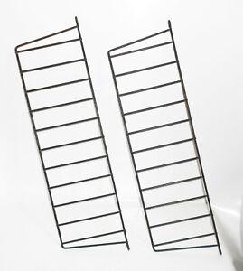2-Ladders-For-Stringregal-Vintage-Parts-String-Shelf-DDR-GDR-Frames-4