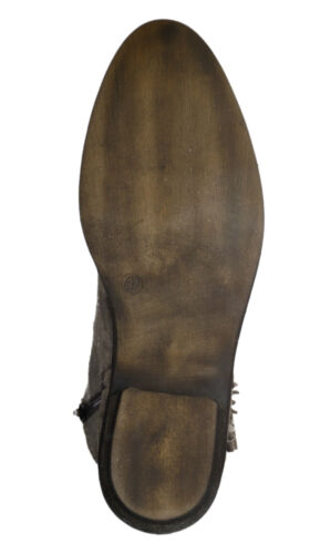 Stiefelette beige Größe 36 41 Marco Tozzi 25031 Western Fransen