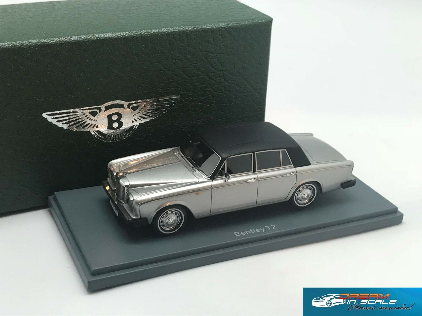 Bentley T2 1977  gris  NEO44140 1  43  magasin de gros