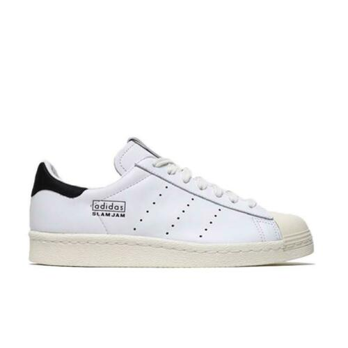 BB9485 Men/'s Brand New Adidas Superstar 80s Slam Jam Athletic Fashion Sneakers