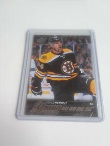 2015-16-Upper-Deck-Tyler-Randell-Young-Guns-498-YG-Rookie-Boston-Bruins-Rc