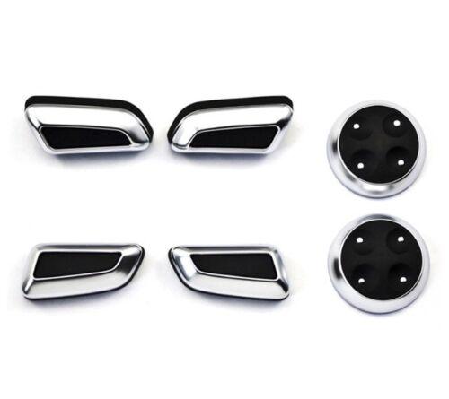 Passat A4 A5 A6 A7 Q5 Q3 Boutons Siège pour Tiguan Embellisement Commutateurs
