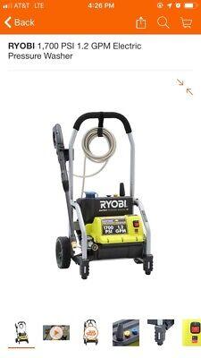 Ryobi//Powerstroke Pressure Washer Wand 308494075 RY14122 RY141600 1600//1700 PSI