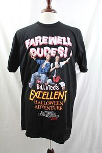97fde2cf Bill & Ted's Farewell Dudes Halloween Horror Nights T Shirt ...