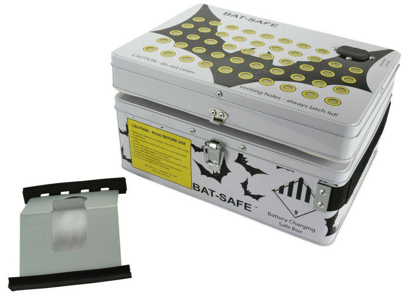 Bat-SAFE LIPO Batería Resistente al Fuego Caja De Carga Segura