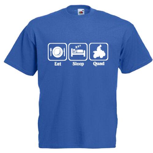 Quad Bike Children/'s Kids Childs T Shirt