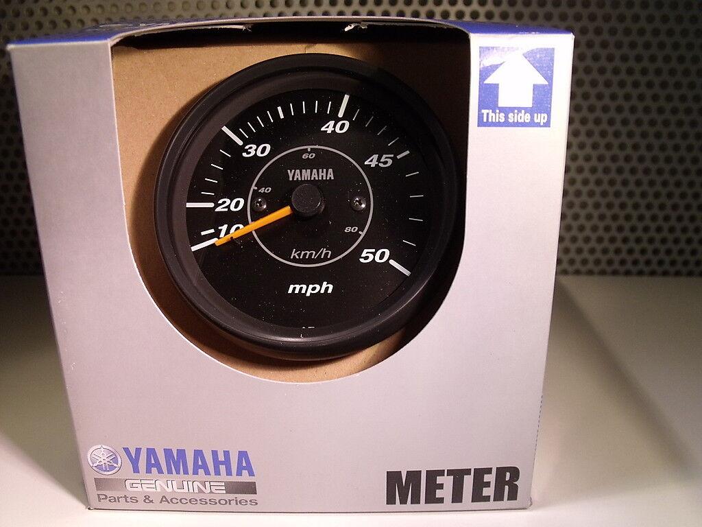YAMAHA Außenborder Geschwindigkeitsmesser für Außenborder YAMAHA Typ 6Y7 3afa3c