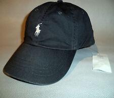 °° polo ralph lauren °° logotipo base Cap gris one size-nuevo