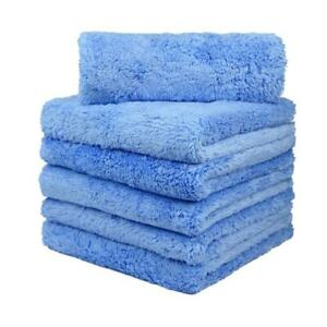 Plush-Microfiber-Edgeless-Towel-40-40cm-Scratch-Free-For-Auto-Washing-Super