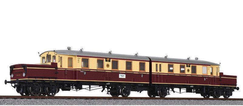Liliput HO 133508 BATTERIA carro trainante at 485 486 DRG EP. II we-Digital Nuovo OVP