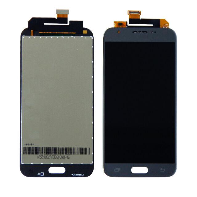 for Samsung Galaxy J3 Eclipse Sm-j327v Sm-j327vpp J327 LCD Touch Screen Gray