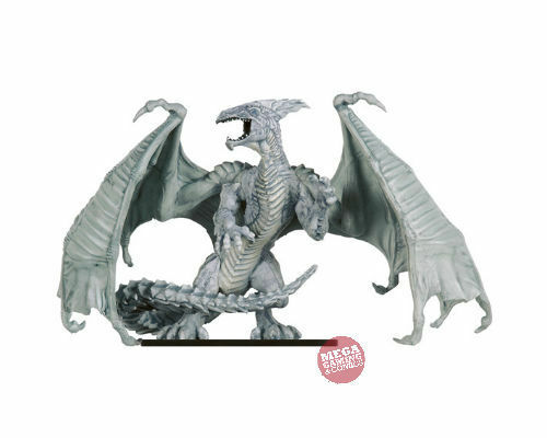 D/&D Miniatures Elder White Dragon #59 Against the Giants