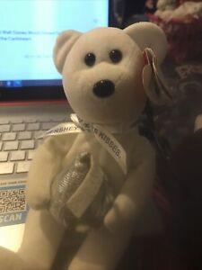 Ty Beanie Baby Hershey's Bear Hugsy