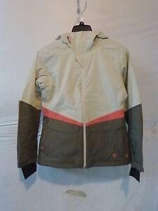 Mountain Hardwear Returnia Jacket - Women s Medium Stone Stone Green ... 5f61f92fe