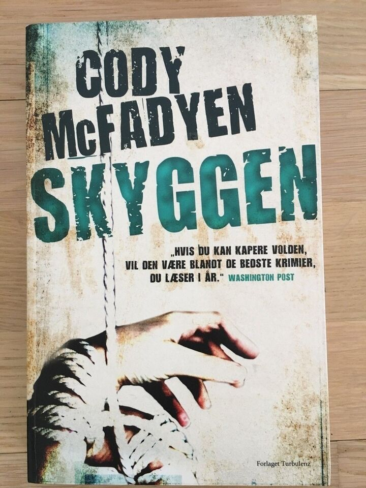 2 stk., Cody McFadyen, genre: krimi og spænding