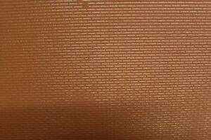 Model Railway = Embossed  Plastic Sheet= 7mm Roofing  Tile