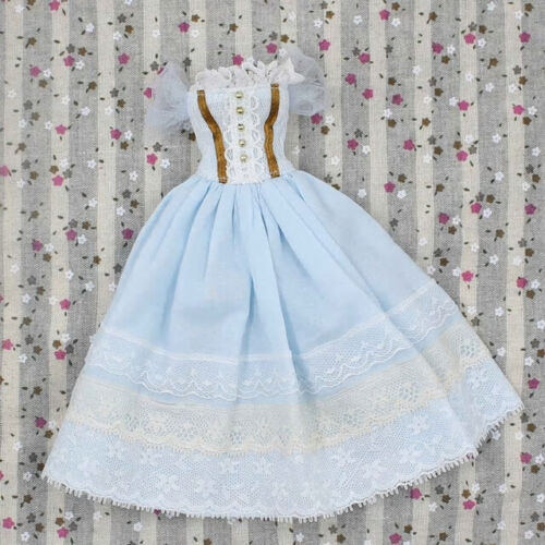 """Princess Style Dress for Blythe Doll 12/"""" Clothes Fashion New Outfit to Toy Wear"""