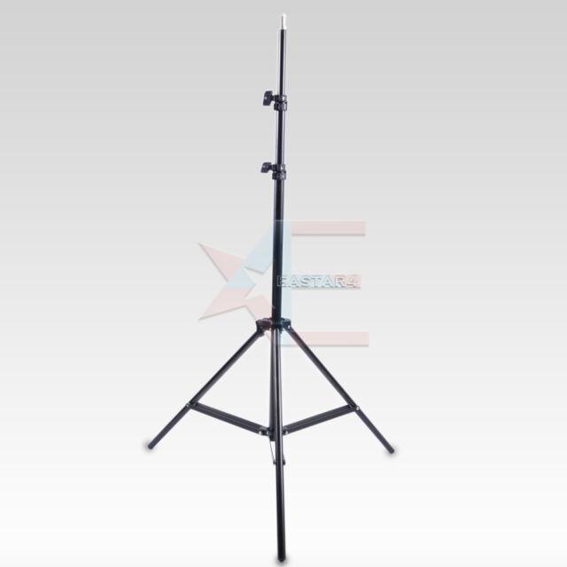 "Professional Studio Photography Adjustable Light Stand Tripod 6Ft6""  2m Lighting"