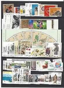 CHINA-2016-1-2016-33-Whole-Year-of-Monkey-FULL-stamp-set
