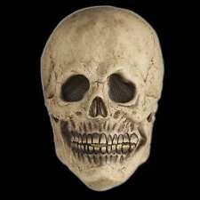 Halloween Horror  Skull Mask Latex Halloween Mask Fancy Dress Scary  Masks