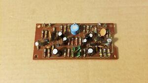 Pioneer SX-990 receiver head amp unit W15-049-A